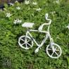 Mini Bicycle - White