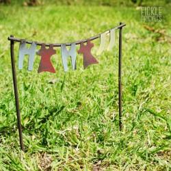 Mini Washing Line