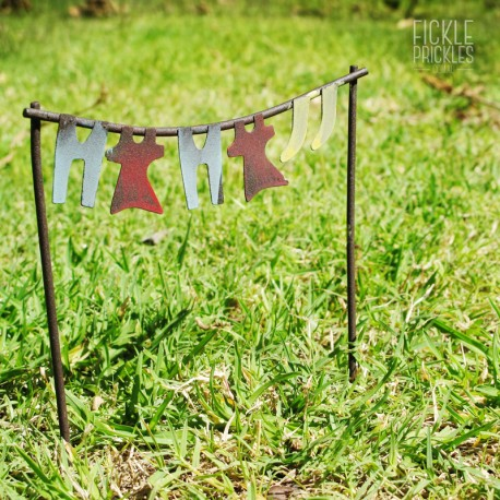 Mini Washing Line