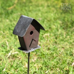Rusty Mini Bird House