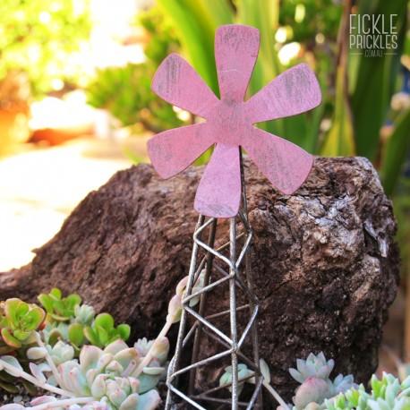 Rusty Mini Windmill