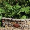 Mini Cobblestone Wall