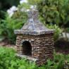 Mini Outdoor Stone Pizza Oven