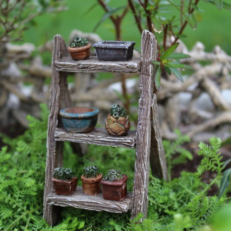 Mini Plant Ladder Stand