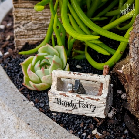 Mini Tool Box - Handy Fairy