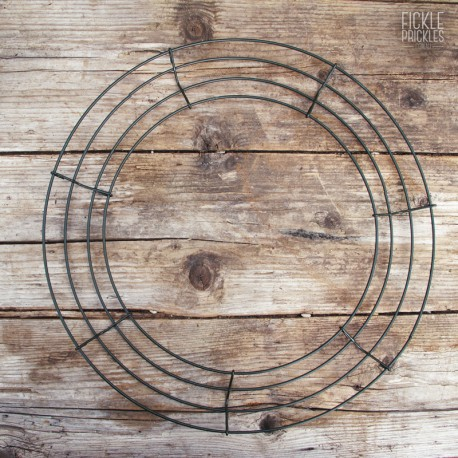 Wire Wreath Frame - Large
