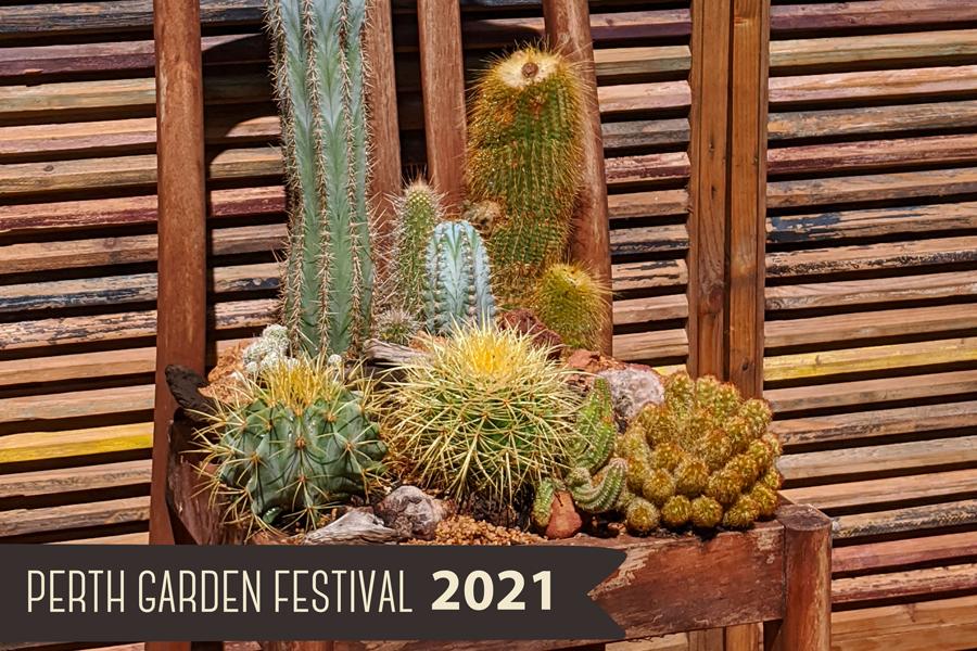 Perth Garden Festival 2021 Langley Park